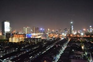 Bang dat het niet meer goed komt (Bangkok)