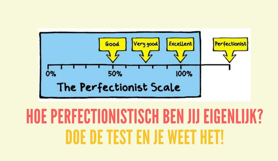 Ben jij een struisvogel? Test je perfectionisme!