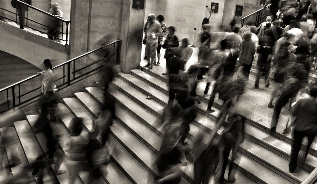 'Stress' de oorzaak van een burn-out?