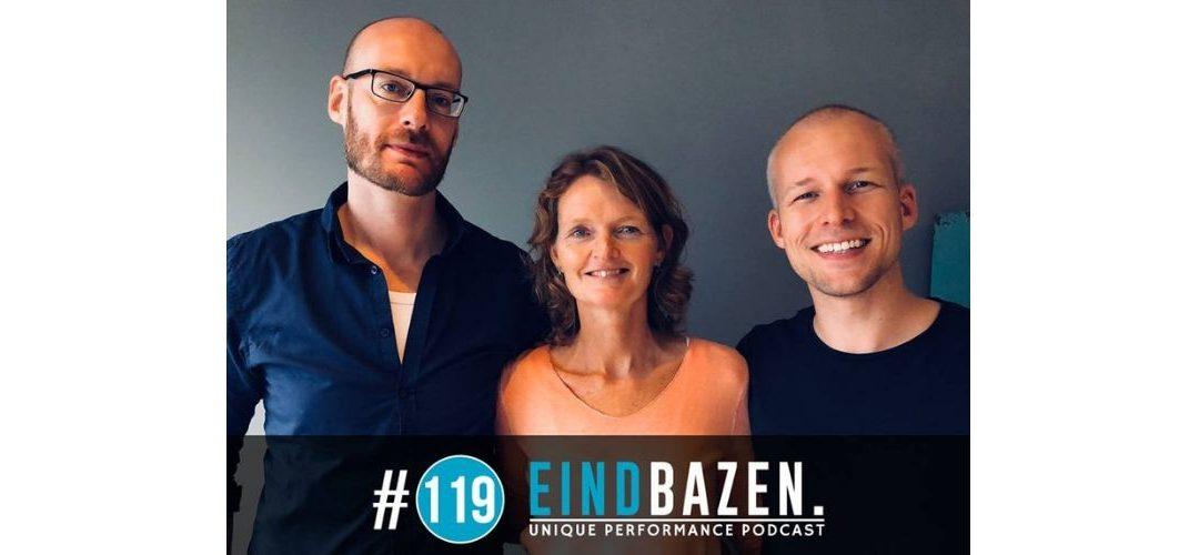 Te gast bij de nr 1 podcast: Eindbazen