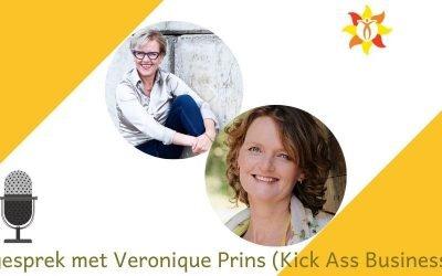 #70 In gesprek met Veronique Prins, Kick Ass Business coach
