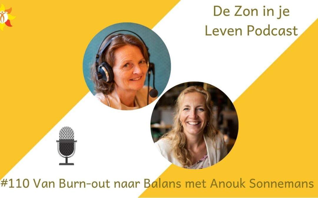 #110 Van burn-out naar Balans