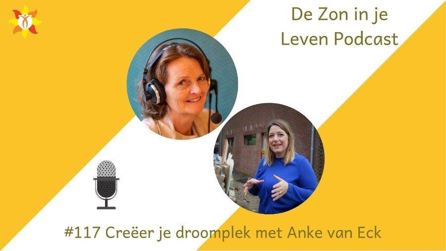 #117 Creëer je droomplek, met Anke van Eck